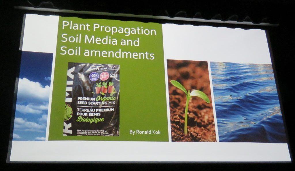 Plant Propagation… & more!
